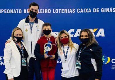 Após retorno de competições presenciais com Brasileiros, FPG realiza Estadual de ginástica artística